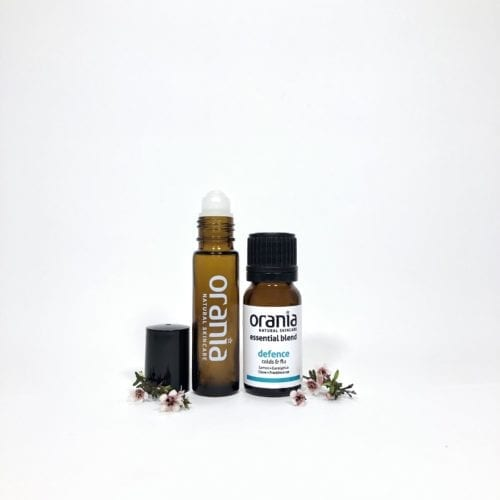 essential oil blend NZ rollon natural perfume clear airways breathe easy cold flu sinus immune guard