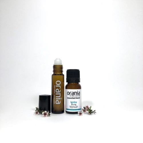 essential oil blend NZ rollon natural perfume ignite aphrodisiac