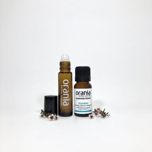 essential oil blend NZ rollon natural perfume sleep aid calming